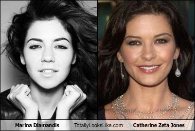 Catherine Zeta-Jones wallpaper with a portrait titled Catherine Zeta-Jones