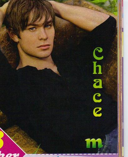 Chace Crawford #1