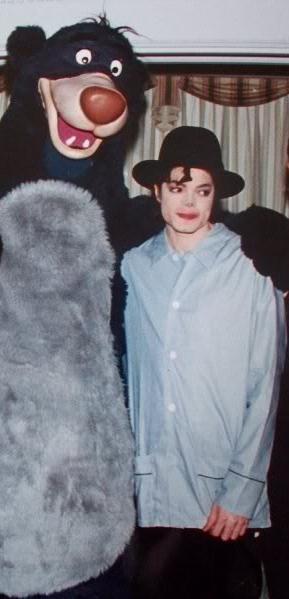 Choco menanggung, bear & Mikey