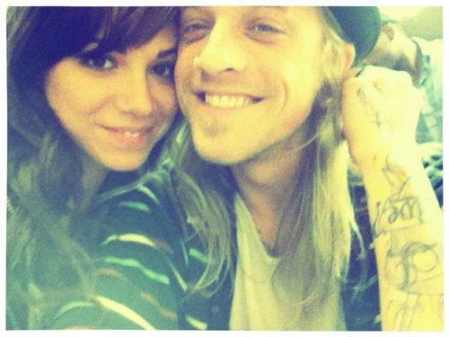 Christina and John in Tuscon