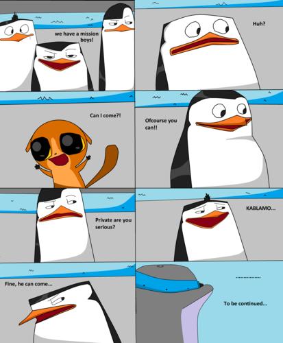 Comic: Unwanted Lemur