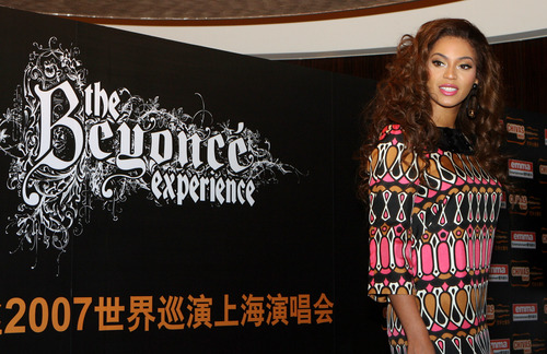 کنسرٹ And Photocall In Shanghai