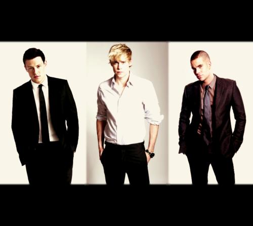 Cory, Chord & Mark:)