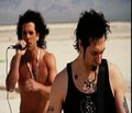 Criss Angel & Mick James - criss-angel photo