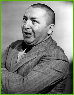 Three Stooges wolpeyper called Curly Howard