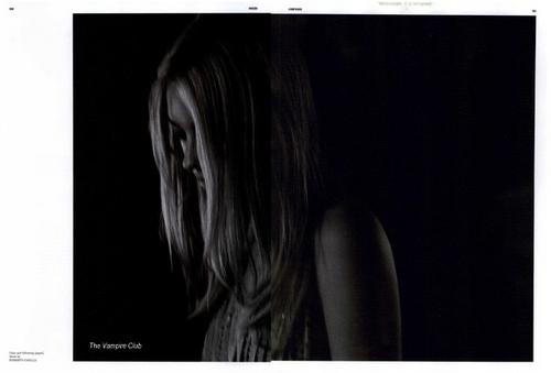 Dakota por Mark Segal: 'Dazed & Confused' Scans & New Outtakes