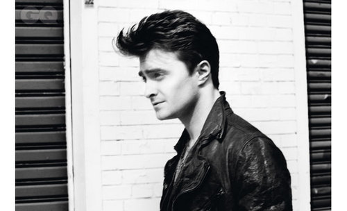 Daniel Radcliffe for GQ
