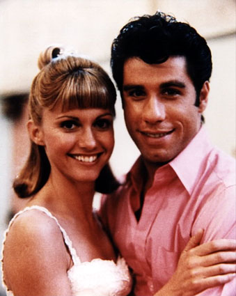 Danny and Sandy (Grease)