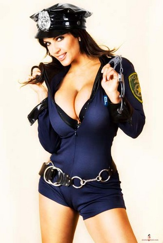 Denise Milani (Uniform)