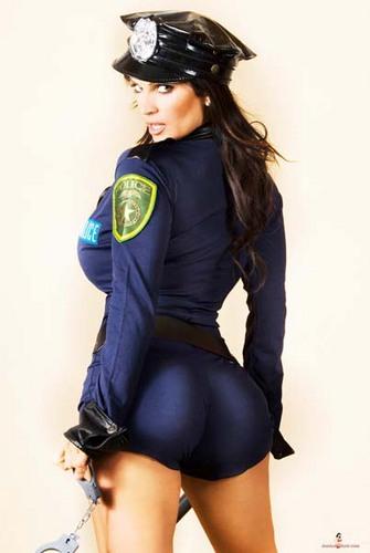 Denise Milani (Uniform)