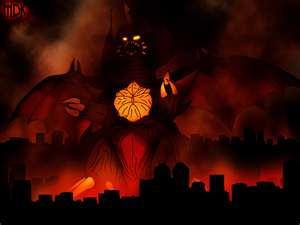 Destoryah is evil!!!