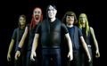 Dethklok Action Figures