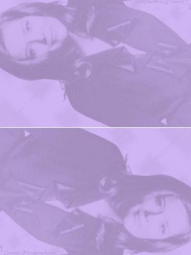 Diana Rigg stationery (lilac)