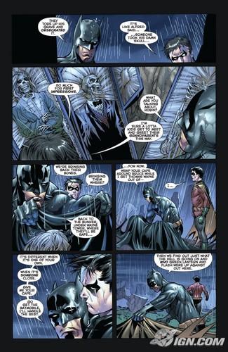 Dick as 蝙蝠侠