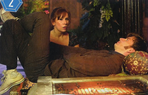 Doctor/Donna ; The Fires of Pompeii