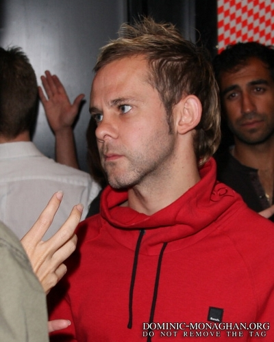 Dominic attended 'The Millionaire Tour' wrap, upangaji pamoja party at Trousdale in Los Angeles-20.06.2011