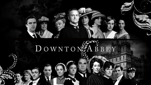 Downton Abbey wallpaper containing a concert and a business suit titled Downton Abbey