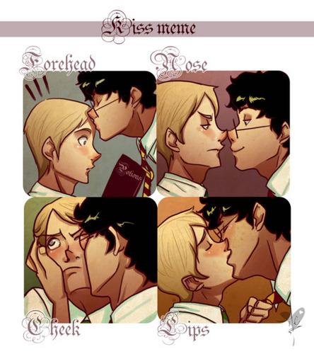 Draco x Harry