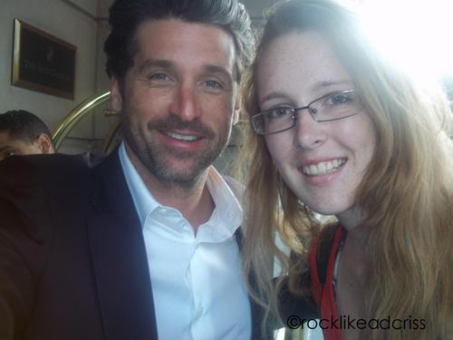 Dream Come True - Me and Patrick Dempsey - greys-anatomy Photo