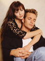 Dylan and Brenda (BH 90210)