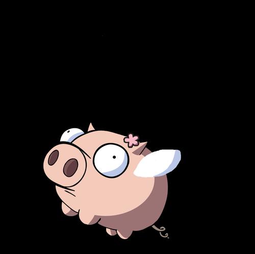 Edited Pig Image