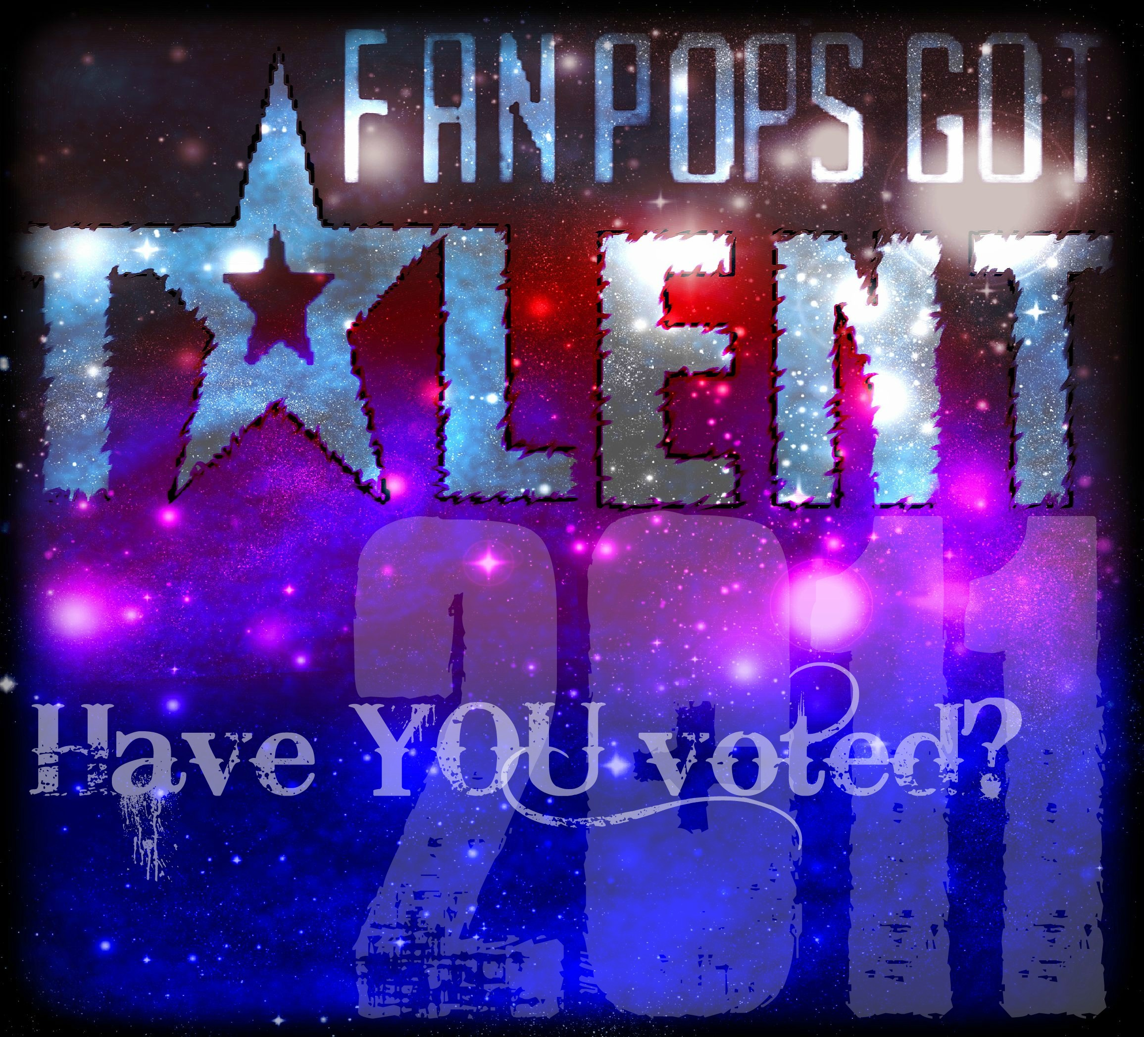 FGT 2011 - Have あなた voted yet?