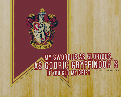 peminat Art - Gryffindor