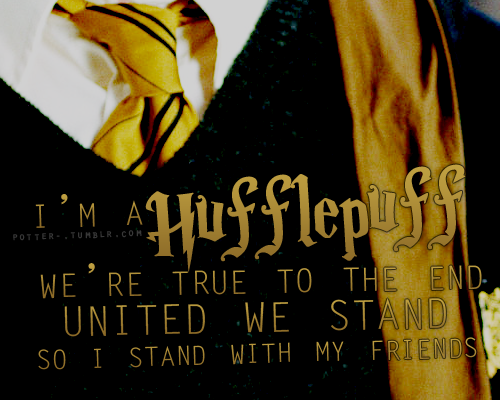 Harry Potter wallpaper probably containing a sign titled Fan Art - Hufflepuff