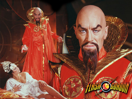 Emperor Ming Expects Satisfaction