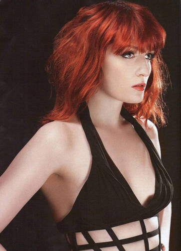 Florence Welch - scarletwitch Photo