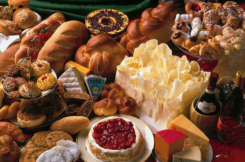 Delicious Recipes wallpaper possibly with an antipasto, a charcuterie, and a candied fruit titled Food