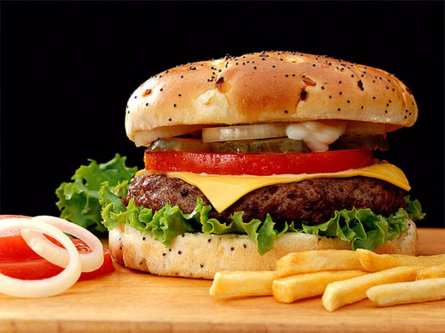 Delicious Recipes wallpaper probably containing a big mac titled Food