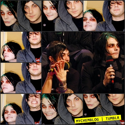 Frank Iero wallpaper probably with a portrait titled Frank<3