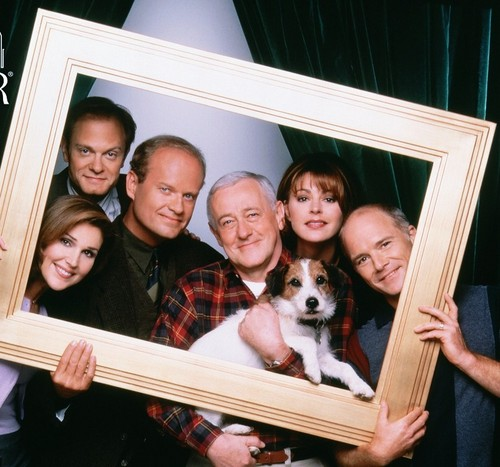Frasier fondo de pantalla called Frasier