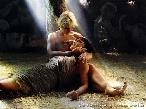 Gabrielle & Xena. Ties of l'amour