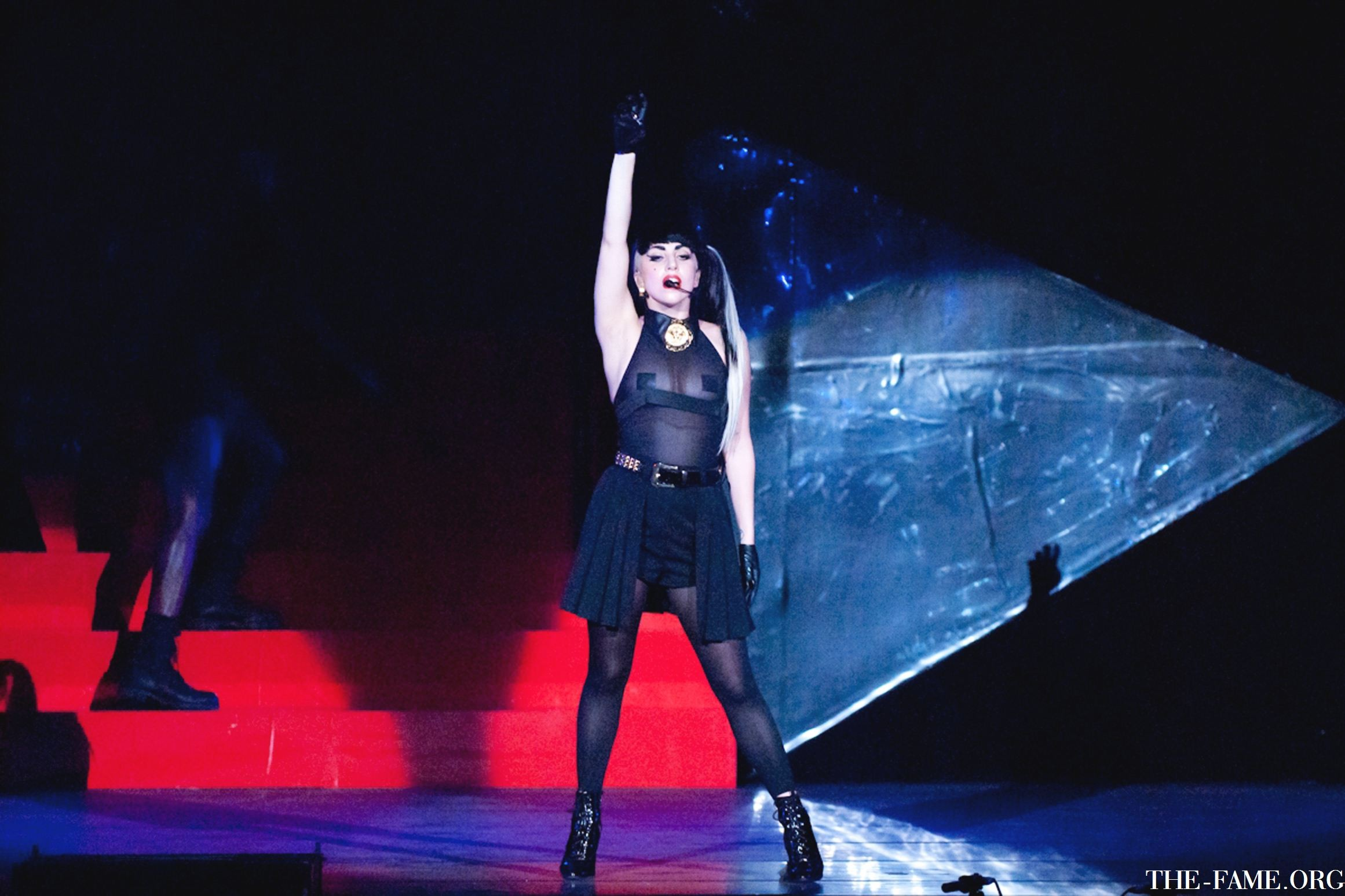 Gaga's concert (Taiwan,3 of July) - Lady Gaga Photo ... Lady Gaga Tour