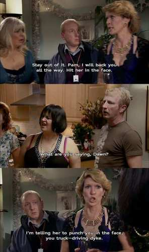 Gavin and Stacey:)