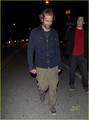 Gerard Butler: Party in Malibu! - gerard-butler photo