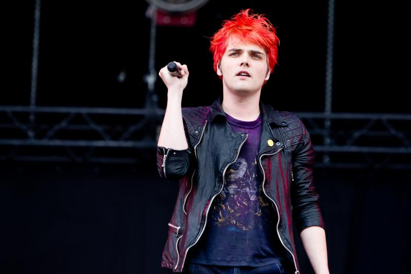 Gerard Way images Gerard way! HD wallpaper and background ...
