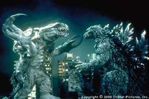 Godzilla Vs. Orga