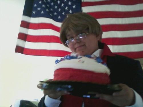 HAPPY BIRHTDAY AMERICA