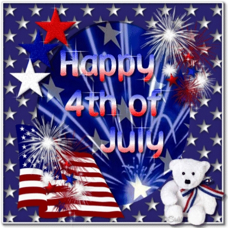Happy 4th Of July Mike And Rene ♥