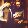 Harry and Hermione photo possibly containing a drawing room and a parlor titled Harry & Hermione <3