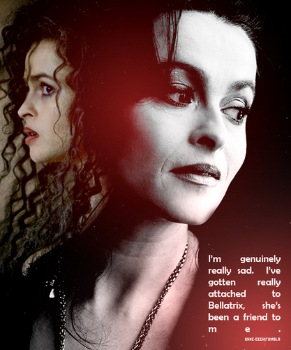 Helena on Bellatrix