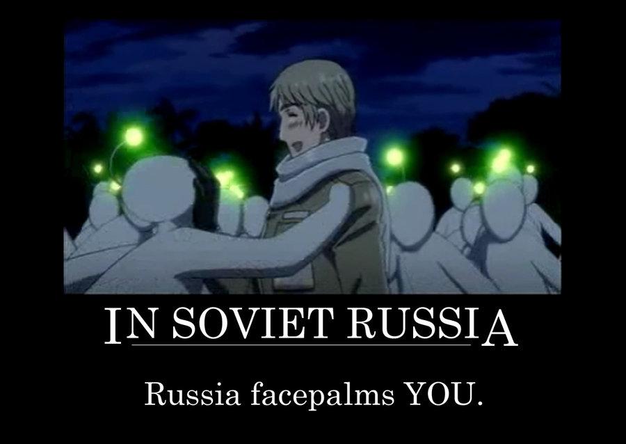 Hetalia quotes russia