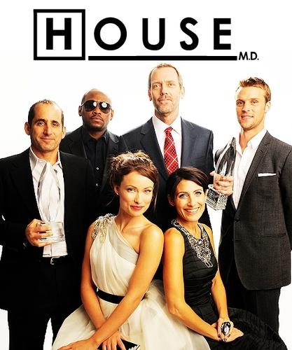 House M.D. cast