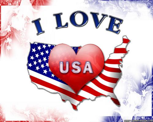 I <3 USA