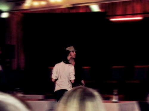 Ian/Nina ♥ MysticLove Convention