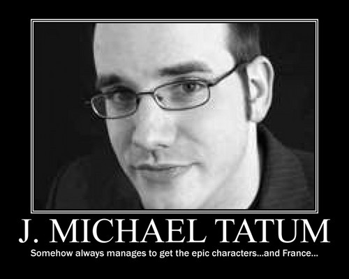 J. Michael Tatum wallpaper containing a portrait called J. Michael Tatum