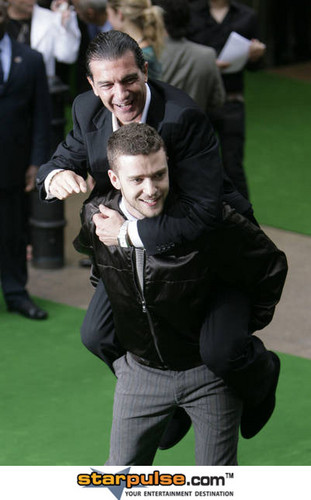 J.Timberlake i A.Banderas